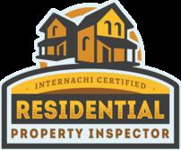InterNACHI Residential Property Inspector Logo